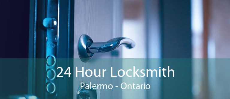 24 Hour Locksmith Palermo - Ontario