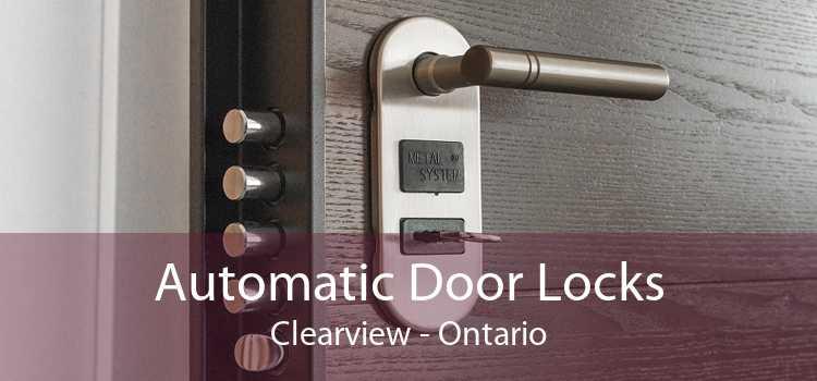 Automatic Door Locks Clearview - Ontario