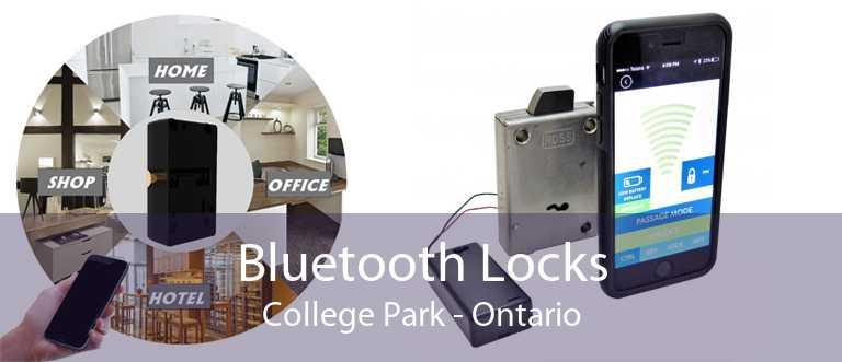 Bluetooth Locks College Park - Ontario