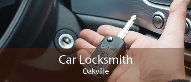 Car Locksmith Oakville