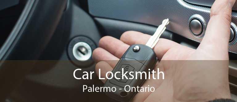 Car Locksmith Palermo - Ontario
