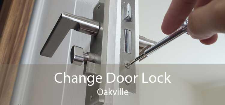 Change Door Lock Oakville