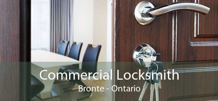 Commercial Locksmith Bronte - Ontario