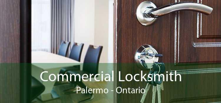 Commercial Locksmith Palermo - Ontario