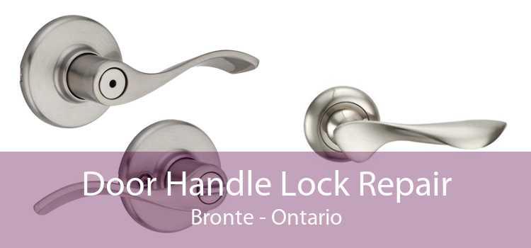 Door Handle Lock Repair Bronte - Ontario
