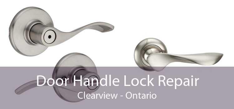 Door Handle Lock Repair Clearview - Ontario