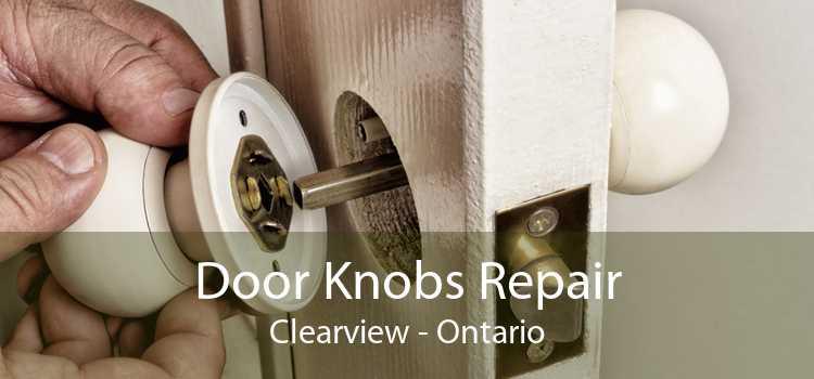Door Knobs Repair Clearview - Ontario