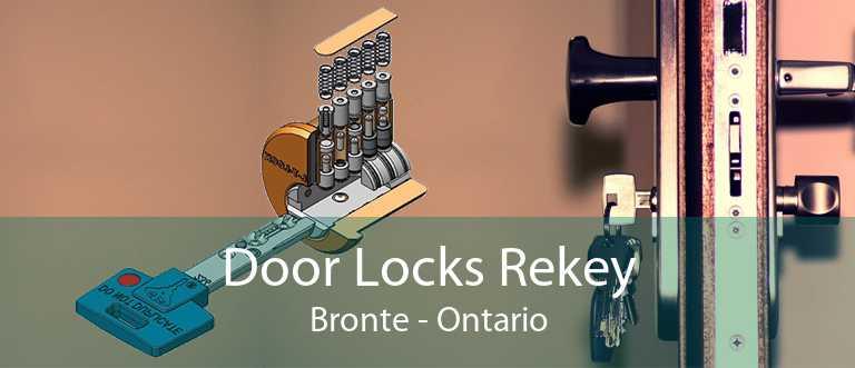 Door Locks Rekey Bronte - Ontario