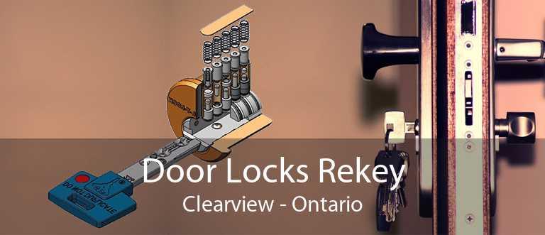 Door Locks Rekey Clearview - Ontario