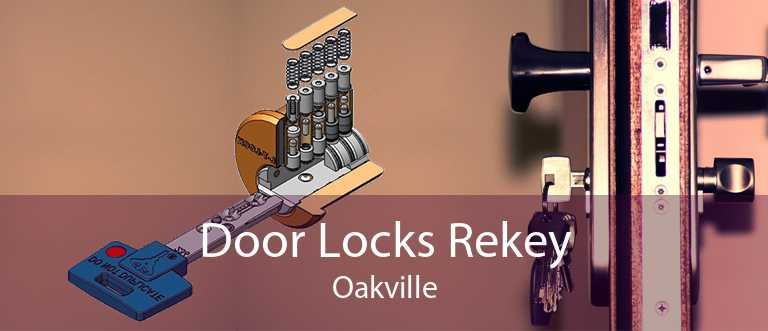 Door Locks Rekey Oakville