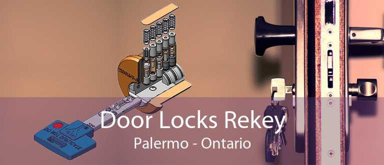 Door Locks Rekey Palermo - Ontario