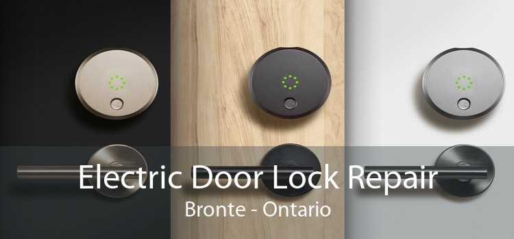 Electric Door Lock Repair Bronte - Ontario