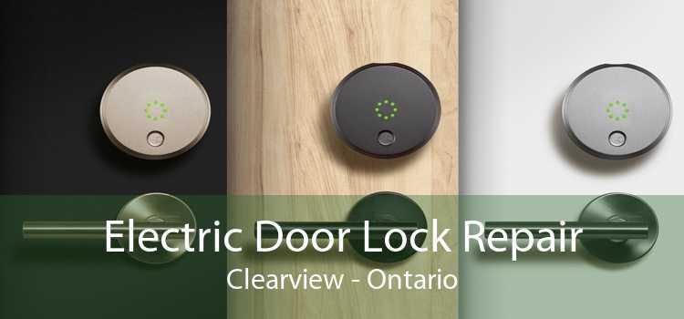 Electric Door Lock Repair Clearview - Ontario