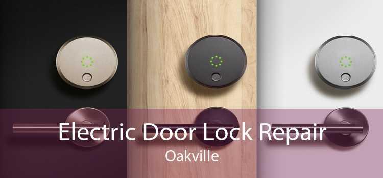 Electric Door Lock Repair Oakville