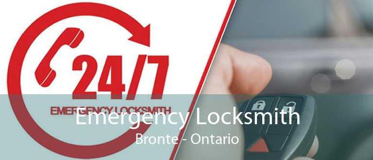 Emergency Locksmith Bronte - Ontario
