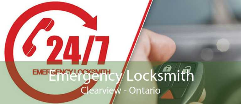 Emergency Locksmith Clearview - Ontario