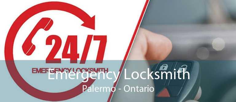 Emergency Locksmith Palermo - Ontario