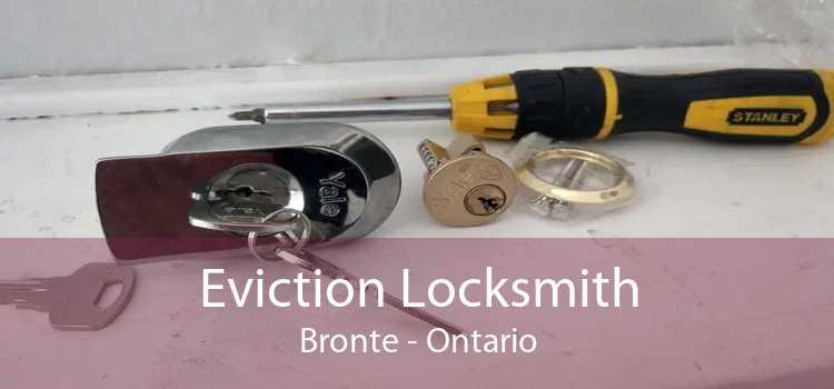 Eviction Locksmith Bronte - Ontario