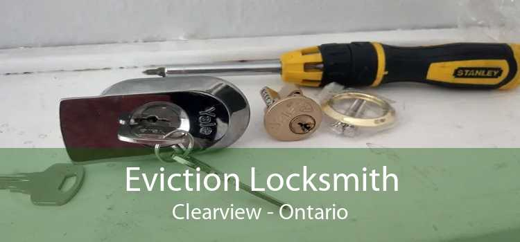 Eviction Locksmith Clearview - Ontario