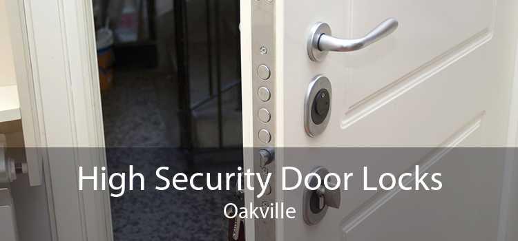 High Security Door Locks Oakville
