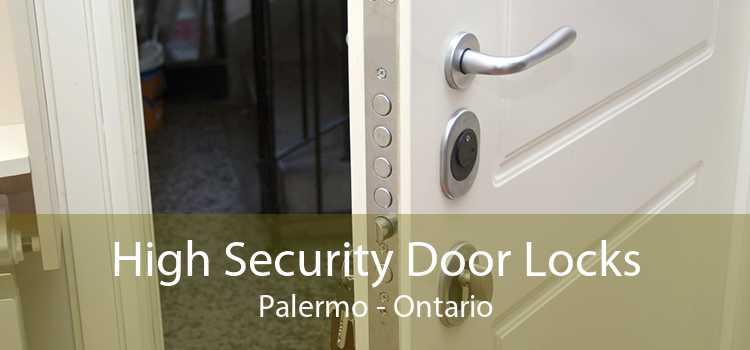 High Security Door Locks Palermo - Ontario