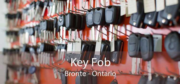 Key Fob Bronte - Ontario