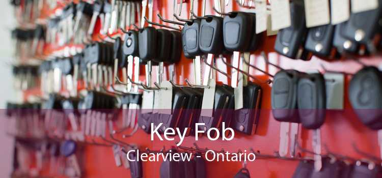 Key Fob Clearview - Ontario