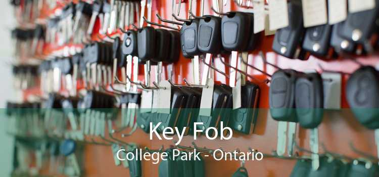 Key Fob College Park - Ontario