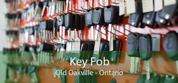 Key Fob Old Oakville - Ontario