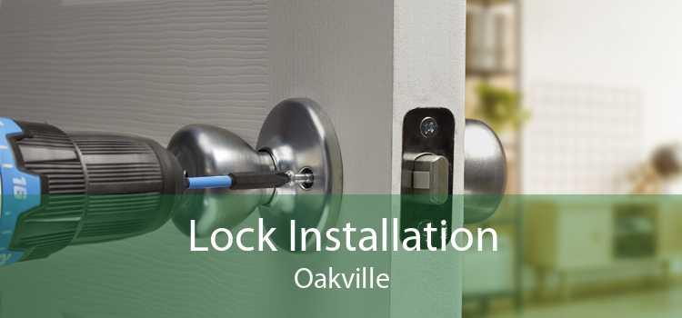 Lock Installation Oakville
