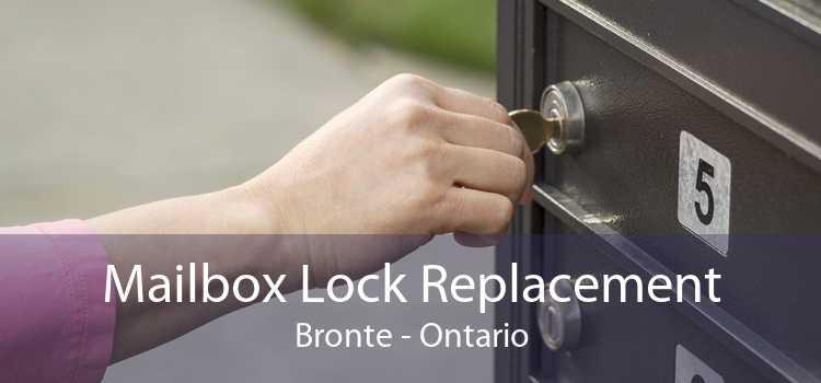 Mailbox Lock Replacement Bronte - Ontario