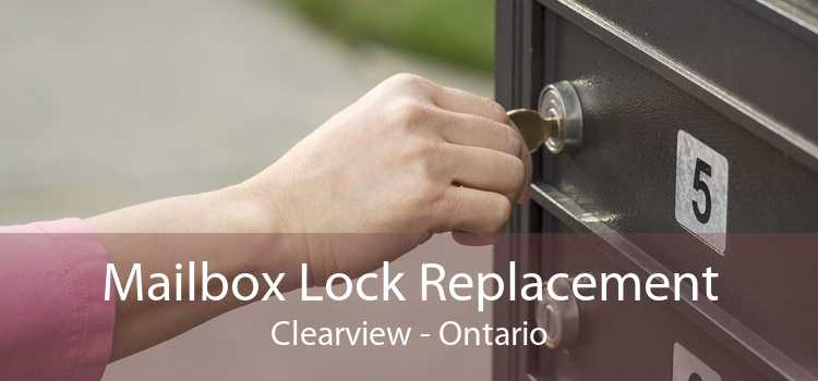 Mailbox Lock Replacement Clearview - Ontario