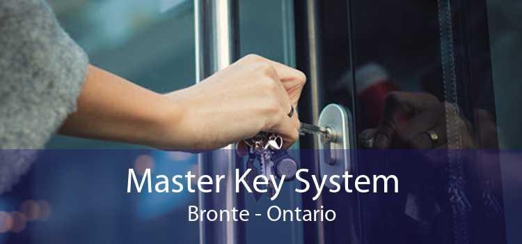 Master Key System Bronte - Ontario