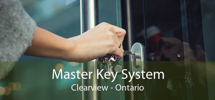 Master Key System Clearview - Ontario