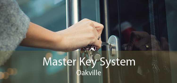 Master Key System Oakville