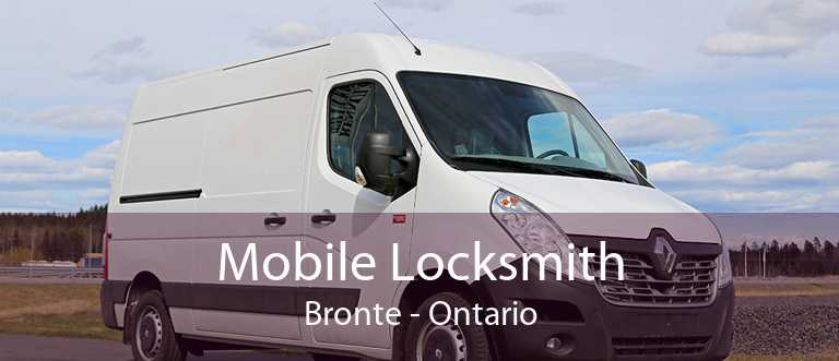 Mobile Locksmith Bronte - Ontario