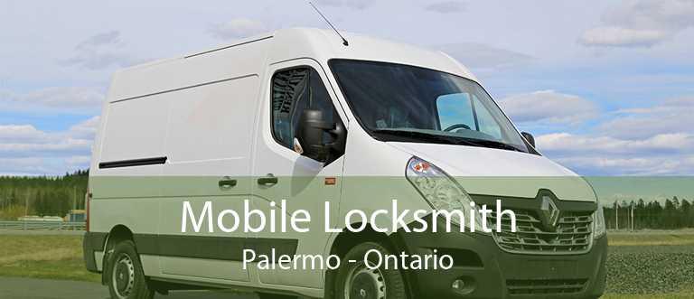 Mobile Locksmith Palermo - Ontario