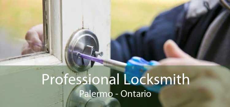 Professional Locksmith Palermo - Ontario