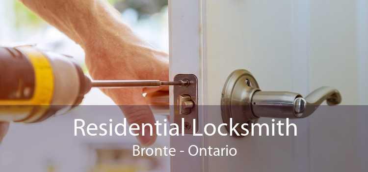 Residential Locksmith Bronte - Ontario