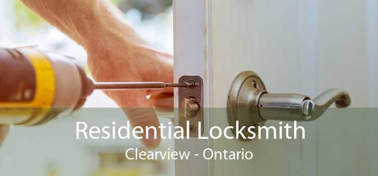 Residential Locksmith Clearview - Ontario