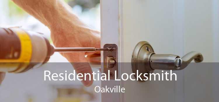 Residential Locksmith Oakville