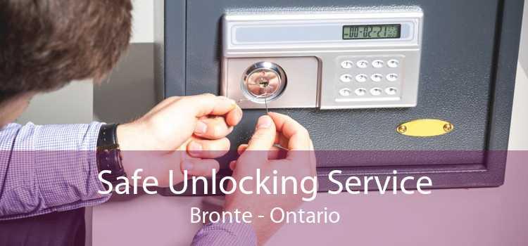 Safe Unlocking Service Bronte - Ontario