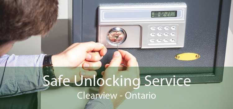 Safe Unlocking Service Clearview - Ontario